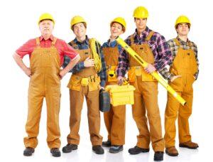 Håndværkere får moderniseret uniformen