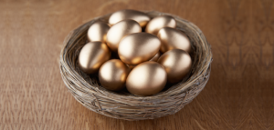 Har du alle markedsførings-æg i en kurv?