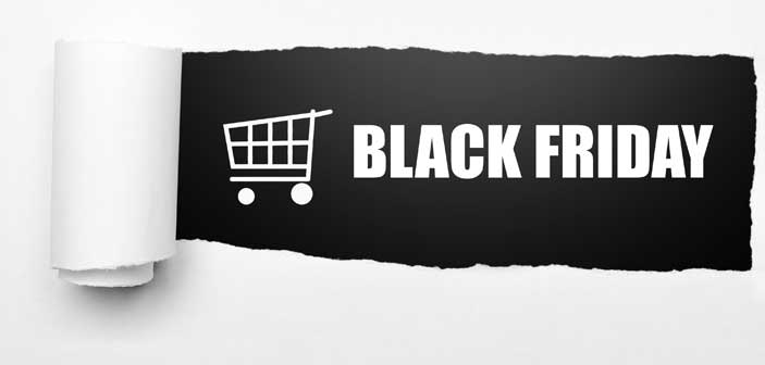 Webshop: Få flere kunder på Black Friday