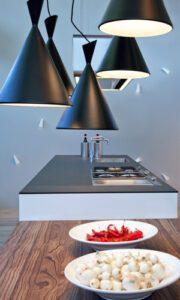 Køkken -al rum