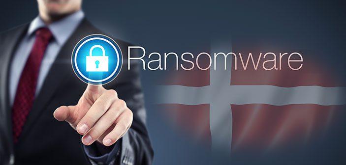 de danske virksomheder angribes af ransomewareness