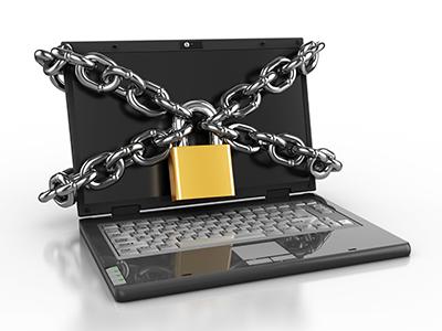 sikkerhed til computer