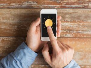 En app skal kunne styre solcellerne på skolens tag
