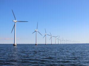 Vindmølleparker er også effektive energikilder