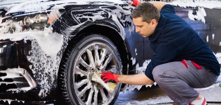 Bilen skal klargøres før salg