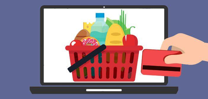 E-handel dagligvare