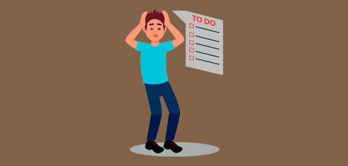 Stress over vedligholdelse