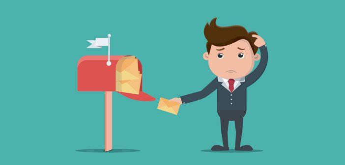 Reglerne omkring direct mail
