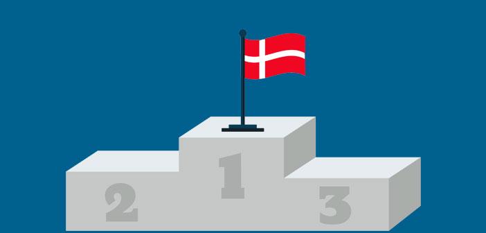 Danmark nummer et