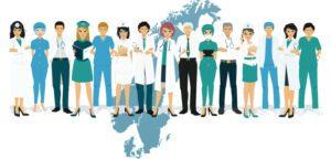 Skandinaviske lande kan dele læger langt hen ad vejen