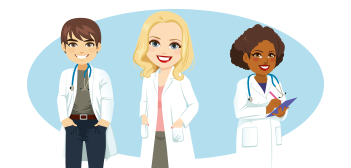 Læger