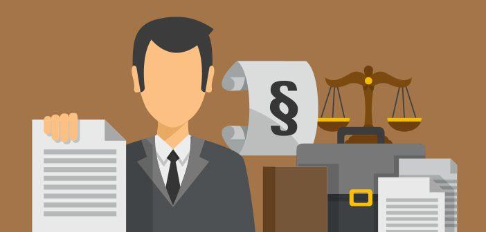 Få hjælp af en advokat, hvis din tekst er blevet kopieret