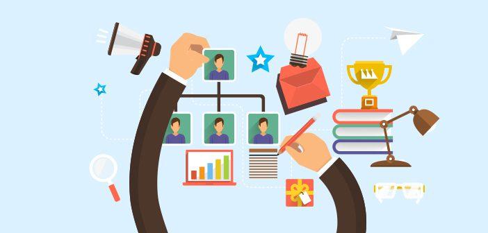Få struktur over medarbejderdata med et HR-system