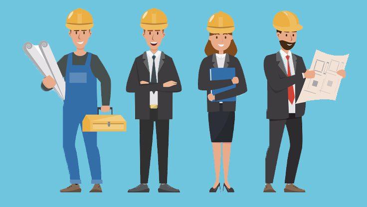 forskellige-fagrupper-til-byggeprojekt